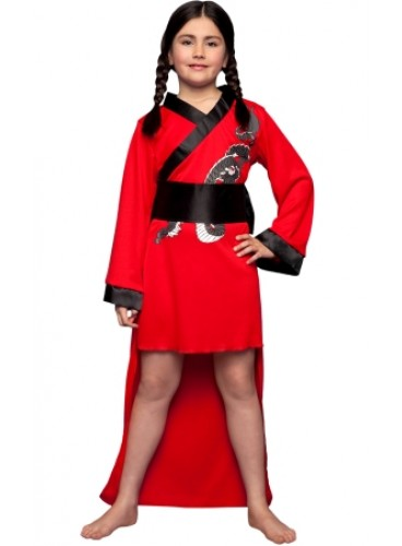 Disfraz Geisha Doncella