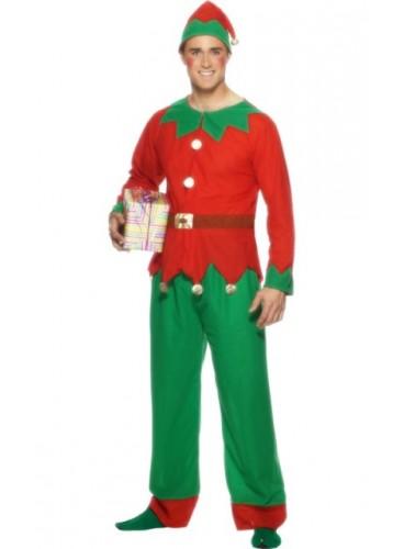 Disfraz Elfo Navidad Classic