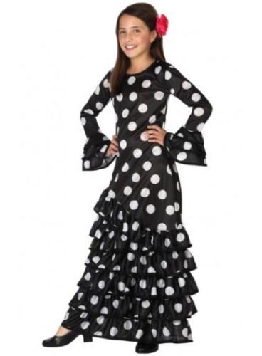 Disfraz Flamenca Negra