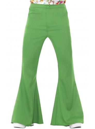 Pantalón Disco-Hippie Verde