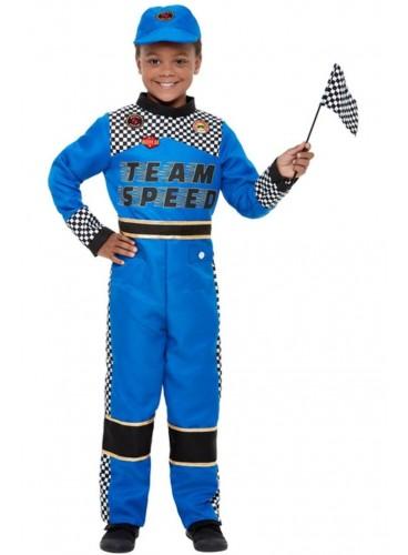 Disfraz Piloto Carreras