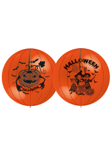 """Globos """"Punch Ball"""" Halloween 140 cm. Pro-Quality, 3 uds."""