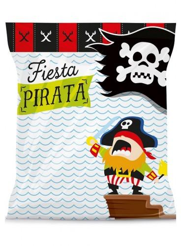 Bolsa Cotillón/Cumpleaños Pirata