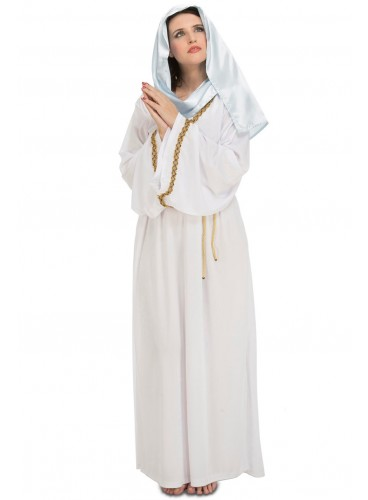 Disfraz Virgen Blanca