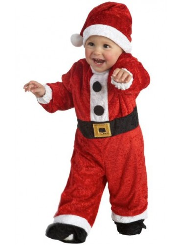 Disfraz Papá Noel Baby