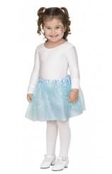 Tutú Azul Princess Infantil