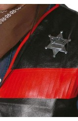 Placa Sheriff