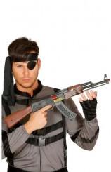 Fusil AK-47, 62 cm.