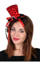 Mini Sombrero Lady Mariquita
