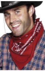 Pañuelo Cowboy Rojo