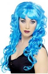 Peluca Azul Siren