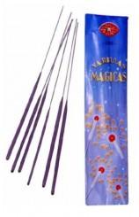 Bengalas Estrellas, 16 cm. (10 uds.)
