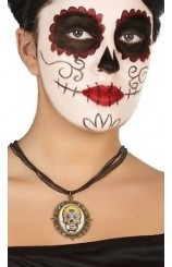 "Colgante Calavera ""Day of the Dead"" (2 Modelos)"