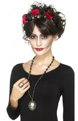 Kit Joyas Day of the Dead: Colgante + Anillo