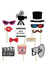 Set Photocall Cine (12 artículos)