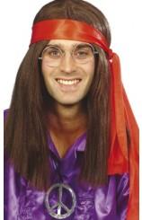 Medallón Hippie