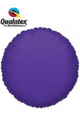 Globo Círculo Púrpura, 46 cm.