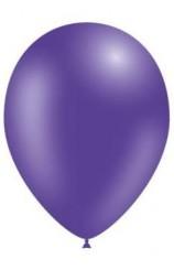 Globos Púrpura 95 cm. Pro-Quality, 50 uds.