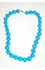 Collar Azul Celeste Andaluza Grande