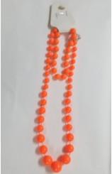 Kit Collar + Pulsera Naranja Andaluza Pequeño