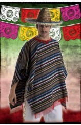 Poncho Mejicano Deluxe