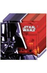 Servilletas Star Wars 33 x 33 cm., 20 uds.