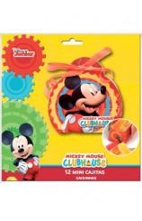 Kit 12 Mini Cajitas Mickey
