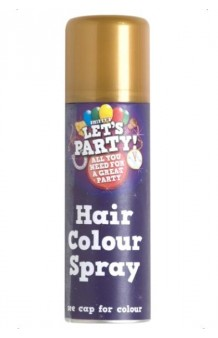 Spray Cabello Dorado