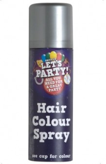 Spray Cabello Plata