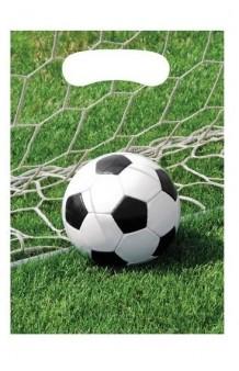 Set 8 Bolsas Fútbol, 23 x 17 cm. AGOTADO.