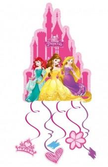 Piñata Princesas, 28 cm.