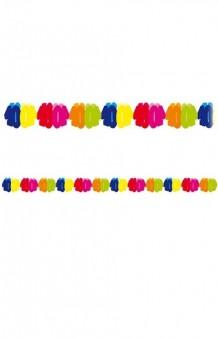 """Guirnalda """"40"""" Multicolor, 6 m."""