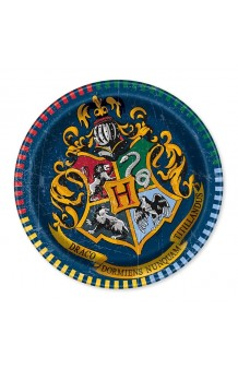 Platos Harry Potter, 8 uds. (23 cm.)