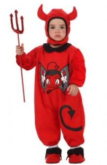 Disfraz Diablesa Baby