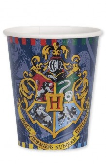Vasos Harry Potter, 8 uds.