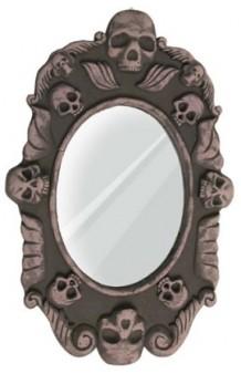 Espejo Gótico Calaveras