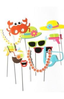 Set Photocall Summer (12 artículos)