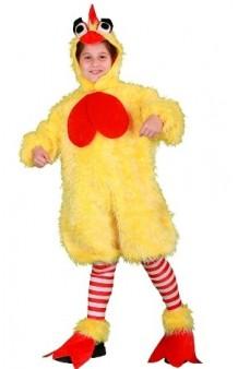 Disfraz Pollo 3-4 años