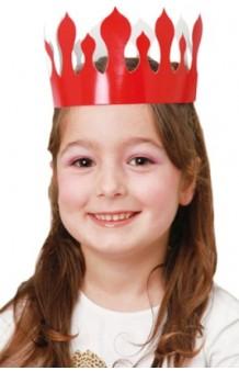 Set 12 Coronas Infantiles