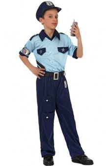 Disfraz Policía Local