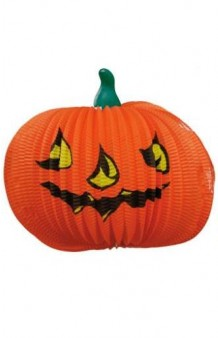 Farol Calabaza Halloween, 36 cm.