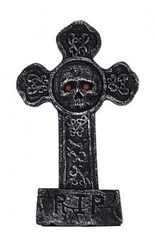 Lápida Cruz, 60 cm. (con Luz)
