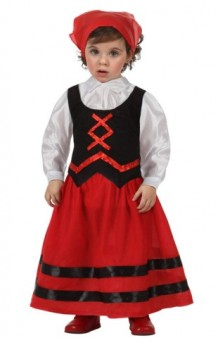 Disfraz Pastora Basic Baby