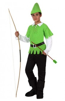 Disfraz Robin Arquero