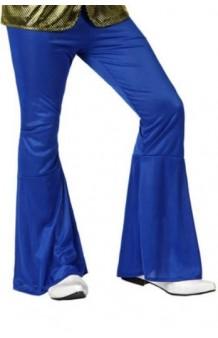 Pantalón Disco Azul