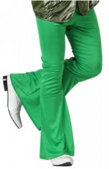 Pantalón Disco Verde
