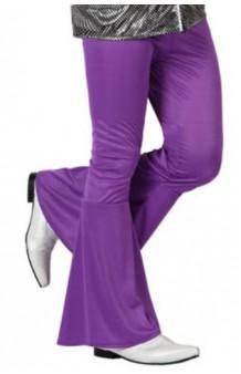 Pantalón Disco Púrpura