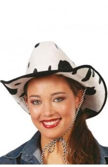 Sombrero Oeste Vaca