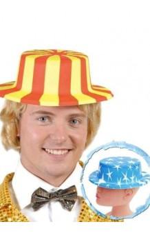 Sombrero Canoutier Plástico Modelos Surtidos