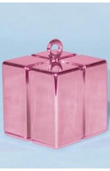 Contrapeso Caja Regalo Rosa